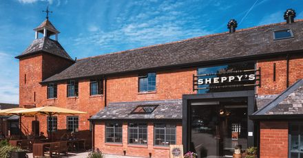 Shepherd neame and Sheppys is Somersets oldest cidermaker 1