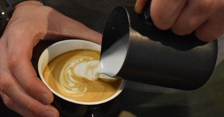 Kent Coffee Festival coffee