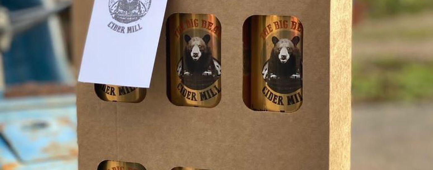 Big Bear 6 Pack Gift Pack