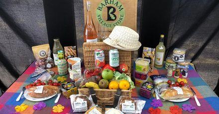 Barham village store picnic