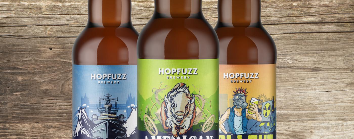 Hop Fuzz mixed