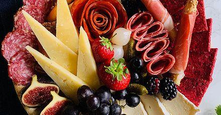 Kentish Cheese Platter