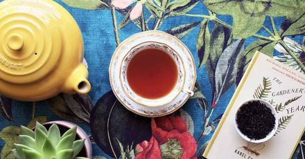 Bergamia Tea Header