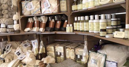RMW full range of British Wool Products