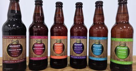 Musket6 Bottles