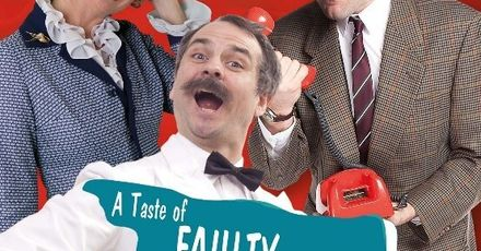 Spa Valley Railway Faulty Towers