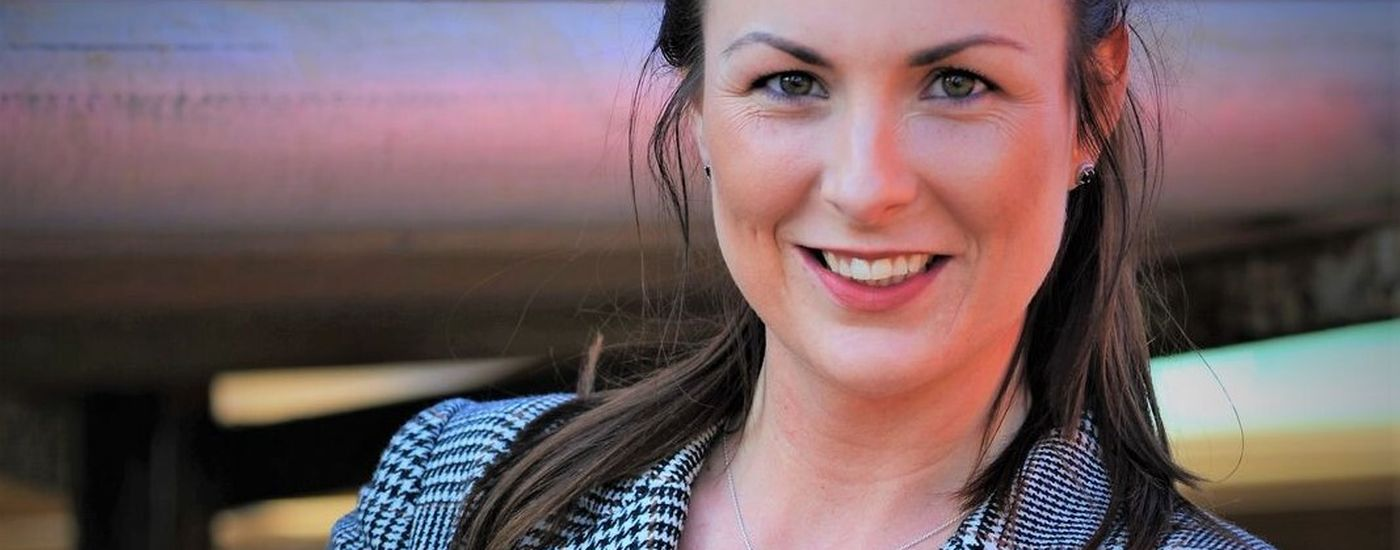 Laura Bounds MBE Kent Crisps