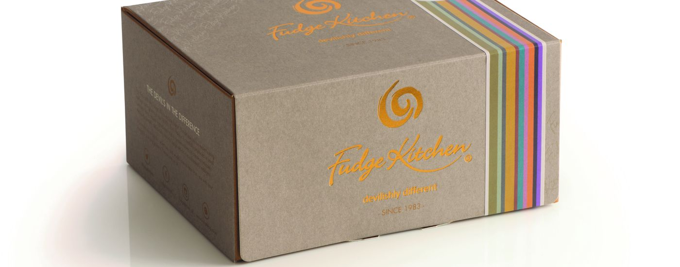 Fudge Kitchen fathers day box