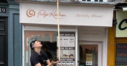 Fudge Kitchen 1