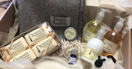 Romney Marsh Wools gift box