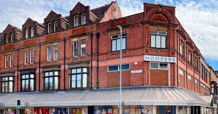 Hoopers Tunbridge Wells storefront